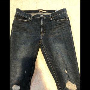 Levi 311 Shaping Skinny Jean
